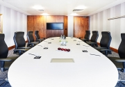Boardroom at Clayton Hotel Birmingham