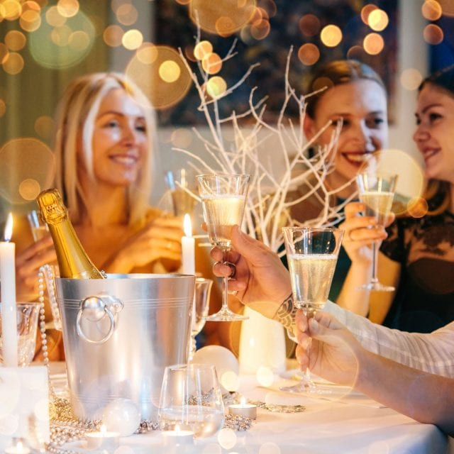 Christmas Parties at Clayton Hotel Birmingham