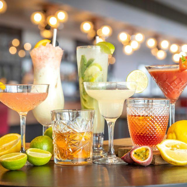 Classic cocktails