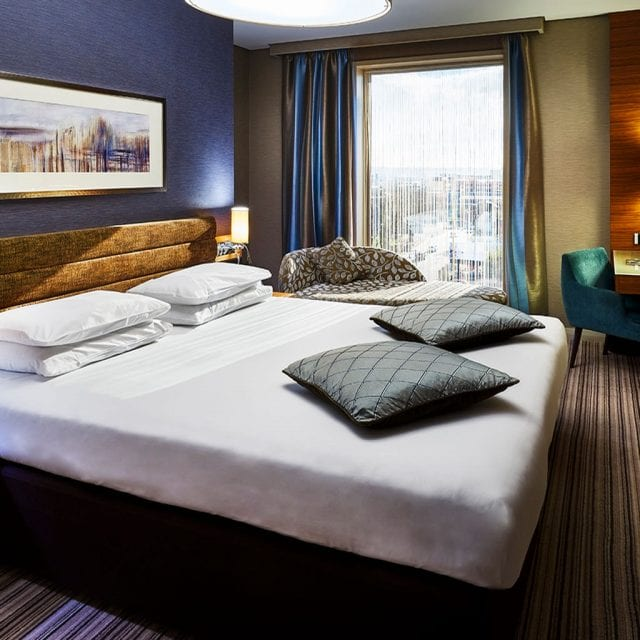 Executive Rooms at Clayton Hotel Birmingham