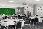 Ezra Banquet venue at Clayton Hotel Birmingham