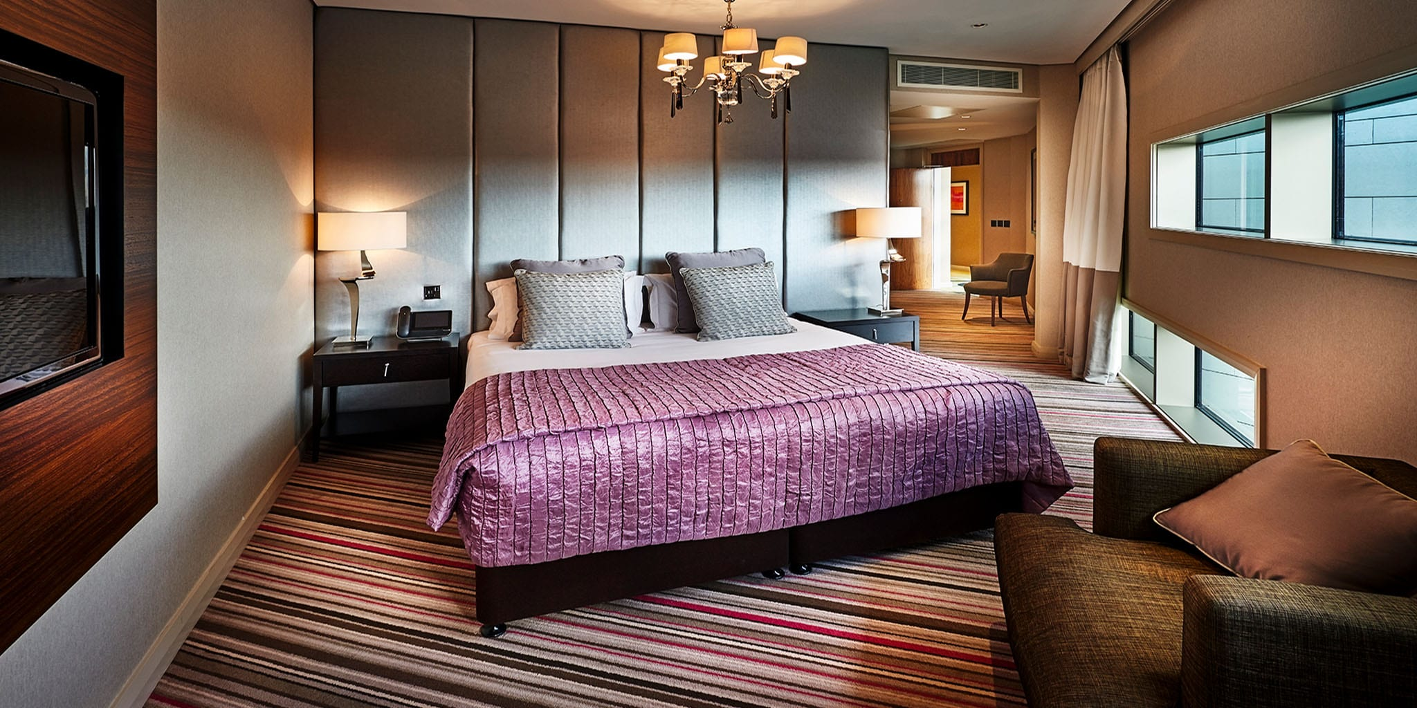 Superior Rooms at Clayton Hotel Birmingham
