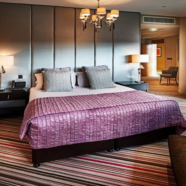Relax in Superior Rooms at Clayton Hotel Birmingham