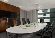 Small meeting rooms at Clayton Hotel Birmingham