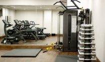 Gym at Clayton Hotel Birmingham