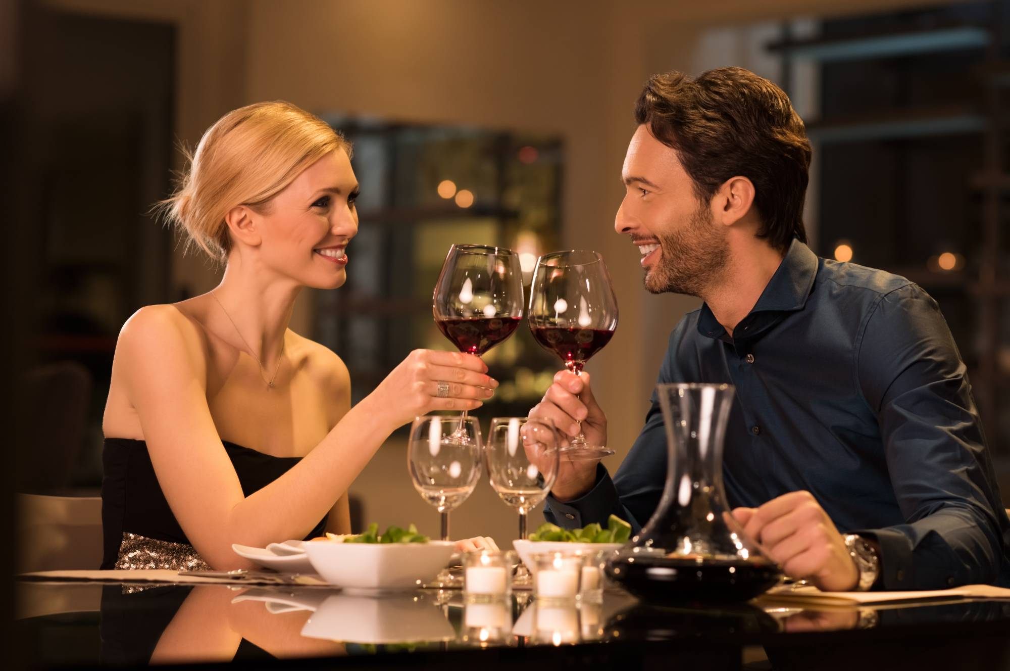 Date Night At Level Four Restaurant